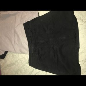 urban outfitters BDG black skirt
